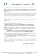 REGLEMENT DU JEU CONCOURS 2015