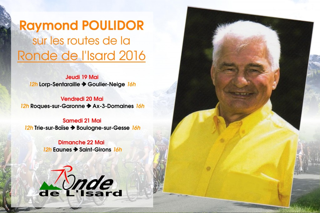 Raymond Poulidor 2016