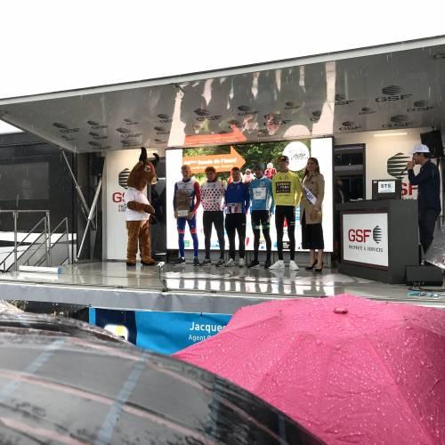 Résumé de la 5ème étape : Auterive > Saint-Girons