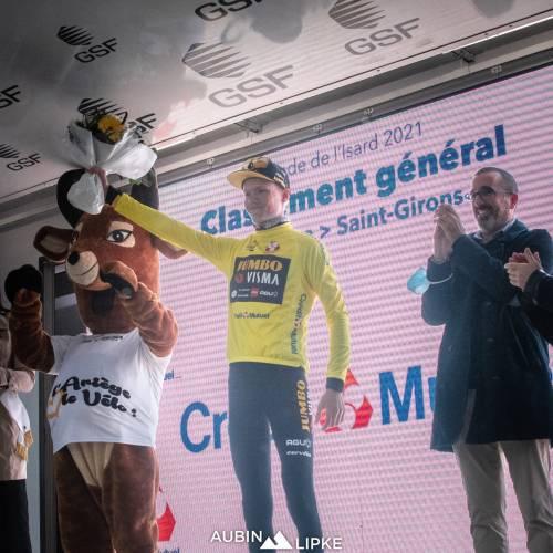Gijs Leemreize remporte la 44ème Ronde de l'Isard
